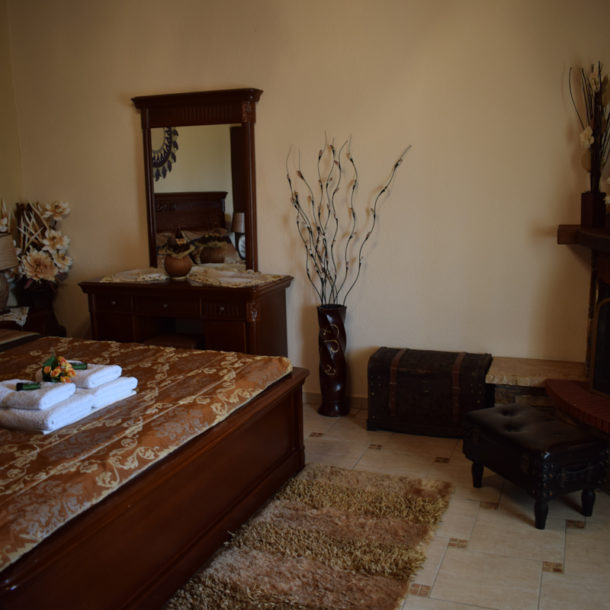 Harama Guesthouse Accommodation Loutra Pozar